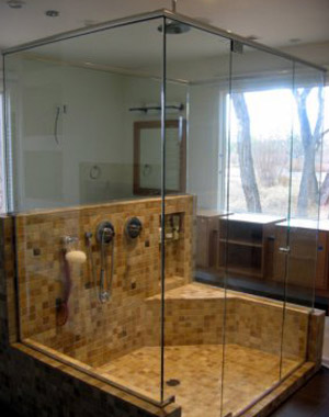 Frameless Showers Ideal Mirror And Glass