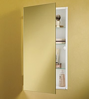 Polished Edge Medicine Cabinet