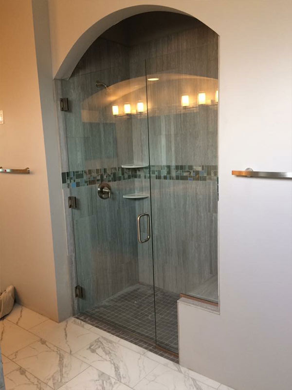 Frameless Showers Ideal Mirror Amp Glass