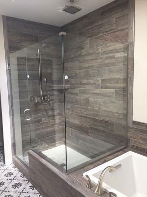 Frameless Showers Ideal Mirror Amp Glass