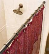 Straight Curtain Rod