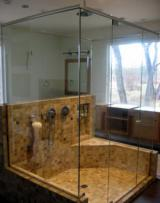 4 Sided Glass Shower